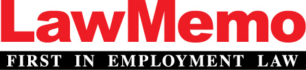 LawMemo - First in Employment Law